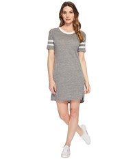 Alternative Apparel Eco Jersey Stadium T Shirt Dress Eco Grey Women's Dress Gray