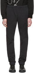 Paul Smith Ps By Black Drawstring Chinos