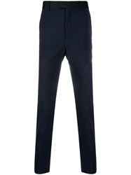 Les Hommes Tailored Straight Leg Trousers 60
