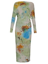Vivienne Westwood Art Lover Jersey Dress