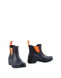 Swims Ankle Boots Black
