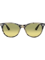 Ray Ban Wayfarer Ii Sunglasses Grey
