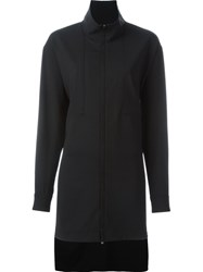 Diesel Black Gold 'Damelia' Coat Black