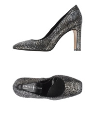 Rebeca Sanver Pumps Grey