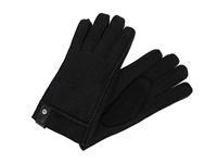 Ugg Sidewall Glove W Tab Black Extreme Cold Weather Gloves