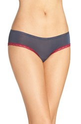 Calvin Klein Women's 'Bottoms Up' Hipster Briefs Speakeasy