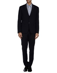 Alessandro Dell'acqua Suits And Jackets Suits Men Dark Blue
