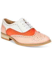 Wanted Babe Lace Up Oxfords Women's Shoes