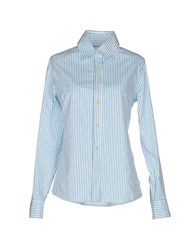 Murphy And Nye Shirts Shirts Women Azure