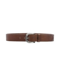Giordano Frangipani Belts Brown