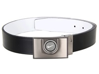 Nike Ball Marker Iii Black White Men's Belts