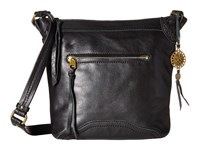The Sak Tahoe Crossbody Black Cross Body Handbags