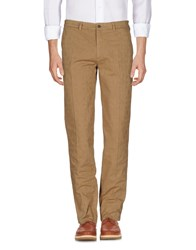 Missoni Casual Pants Camel