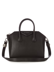 Givenchy Antigona Small Leather Bag Black