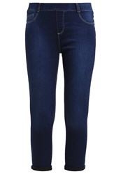 Dorothy Perkins Eden Slim Fit Jeans Blue Dark Blue