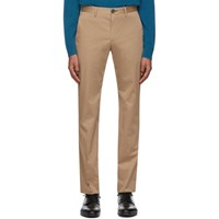 Paul Smith Ps By Tan Chino Slim Trousers