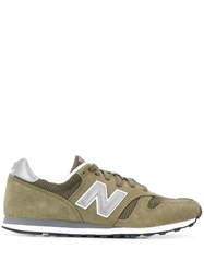 New Balance 373 Low Top Sneakers Green