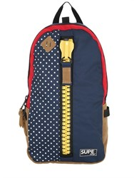 Supe Design Dot Nylon Day Backpack