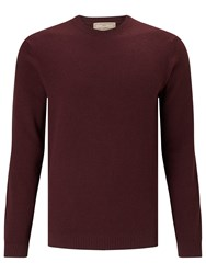 John Lewis And Co. Cotton Silk Cashmere Moss Jumper Port