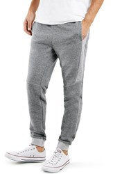 Men's Topman Ribbed Jogger Sweatpants