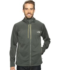 The North Face Needit Hoodie Thyme Heather Thyme Heather Men's Sweatshirt Gray