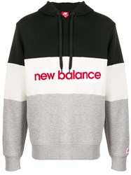 New Balance Colour Block Relaxed Fit Hoodie 60