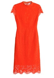 Ivy And Oak Cocktail Dress Party Dress Blood Orange