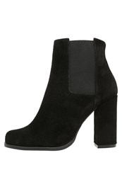 Wallis Lismen Ankle Boots Black