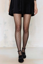 Nasty Gal Dot For Sale Sheer Tights