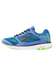Diadora X Run Neutral Running Shoes Royal Black Blue