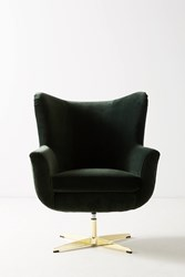 Anthropologie Adavale Swivel Chair Holly