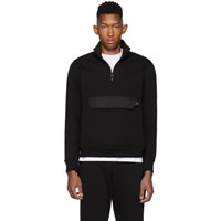 Paul Smith Ps By Black Pull Over Jacket
