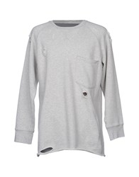 Hudson Sweatshirts Light Grey