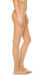 Wolford Seamless Pure 10 Tights Sand