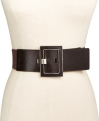 Calvin Klein Stretch Belt Brown