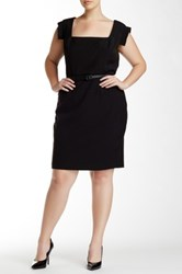 Single Dress Veronika Dress Plus Size Black