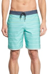 Men's Billabong 'Tribong Scallop' Board Shorts Mint Blue
