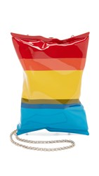Anya Hindmarch Rainbow Crisp Packet