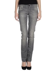 Gianfranco Ferre Gf Ferre' Denim Pants Grey