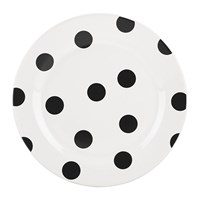 Kate Spade Deco Dot Accent Plate