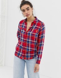 Superdry Soft Check Shirt Multi