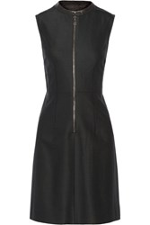 Belstaff Shelley Wool Blend Dress Green