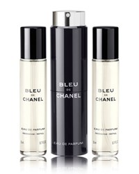 Chanel Bleu De Travel Spray Set