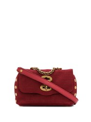 Zanellato Superbaby Shoulder Bag Red