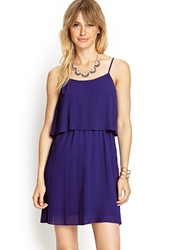 Forever 21 Flouncy Pleated Cami Dress