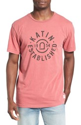 Men's Katin 'Bullet' Graphic T Shirt