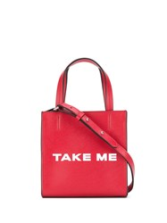 Ash Sallie Tote Red