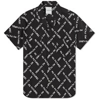 Nasaseasons No Pictures Vacation Shirt Black