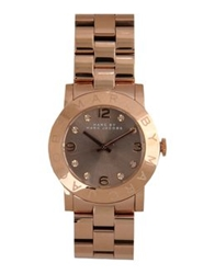 Marc By Marc Jacobs Wrist Watches Copper
