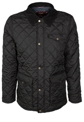 Merc Alcester Summer Jacket Black